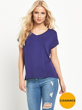 v-by-very-drapeynbspv-neck-jersey-teenbsp