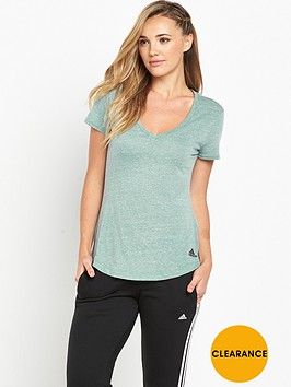 adidas-athletics-logo-v-neck-teenbsp