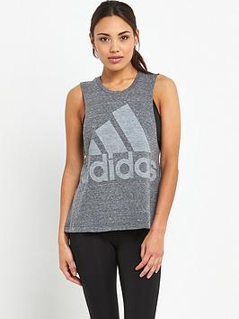 adidas-athletics-logo-sleeveless-tank-grey