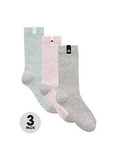 adidas-3pknbspcrew-socknbsp
