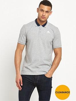 adidas-short-sleeve-essentials-polo