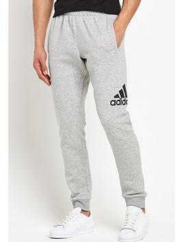 adidas-logo-cuffed-sweat-pants