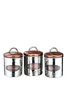 apollo-copper-tea-coffe-and-sugar-cannisters