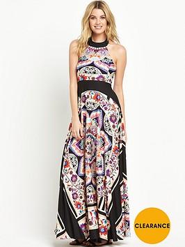 v-by-very-scarf-print-maxi-dress