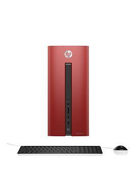 hp-hp-pavillion-550-252na-intel-core-i5-8gb-ram-1tb-hard-drive-desktop-base-unit-sunset-red