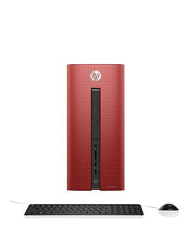 hp-pavillion-550-252na-intelreg-coretrade-i5-processor-8gb-ram-1tb-hard-drive-desktop-base-unit-with-optional-microsoft-office-365-personal-red