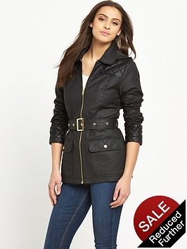 v-by-very-belted-wax-look-jacketnbsp