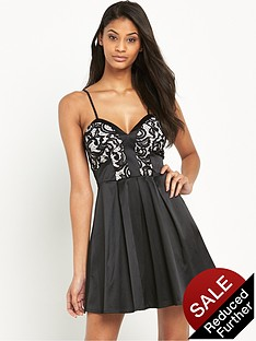 lipsy-ariana-grande-lace-top-prom-dress
