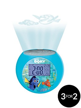 finding-dory-finding-dory-radio-projection-alarm-clock