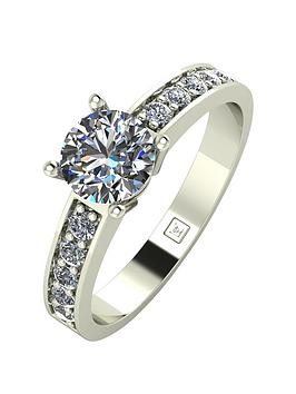 moissanite-lady-lynsey-9ct-gold-1ct-total-round-brilliant-moissanite-solitaire-ring-with-stone-set-shoulders
