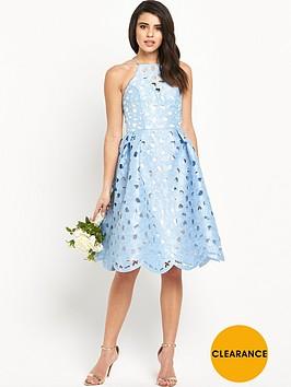chi-chi-london-high-neck-cutwork-full-midi-dress