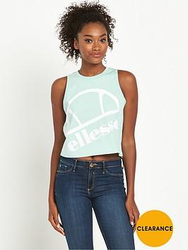 ellesse-nitza-large-logo-crop-vest