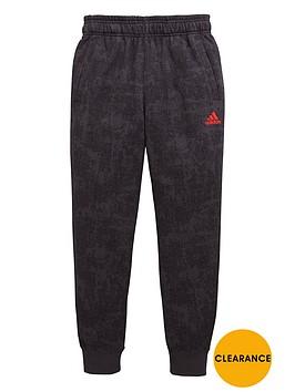 adidas-older-boys-ess-print-pants