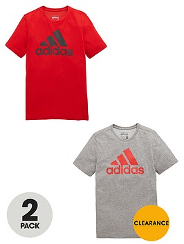 adidas-older-boys-pk-2-tees