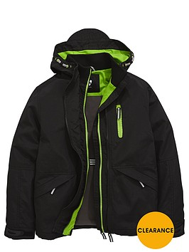 v-by-very-boys-double-tech-zip-jacket-with-fleece-lining