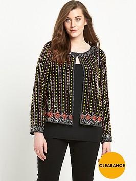 v-by-very-curve-embellished-jacket