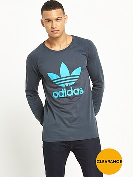 adidas-originals-trefoil-long-sleeve-top