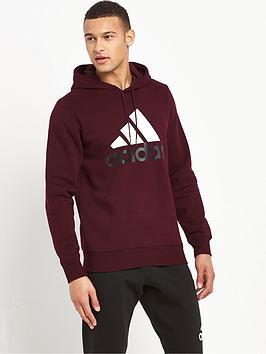 adidas-logo-pullover-hoodie