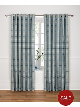 croft-jacquard-eyelet-curtains