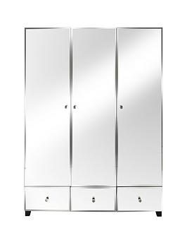 bellagionbsp3-door-3-drawer-wardrobe