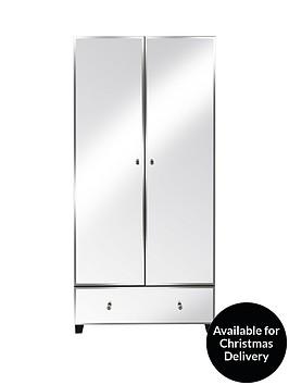 bellagionbsp2-door-1-drawer-wardrobe