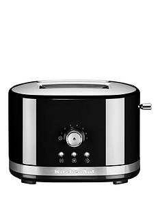 kitchenaid-5kmt2116bob-2-slot-manual-control-toaster-black