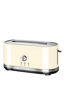 kitchenaid-5kmt4116bac-long-slot-toaster-cream