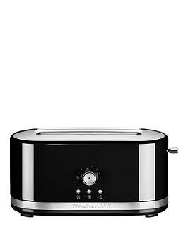 kitchenaid-5kmt411bob-long-slot-toaster-black