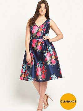 chi-chi-london-curve-curve-floral-v-neck-full-midi-dress
