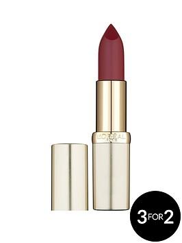 loreal-paris-color-riche-matte-lipstick-430-mon-jules-5ml
