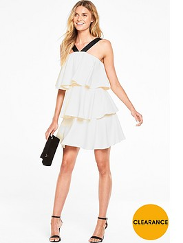 v-by-very-ruffle-neck-contrast-dress