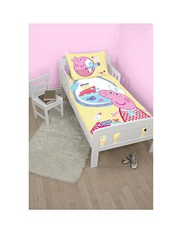 peppa-pig-nautical-toddler-duvet-cover-set