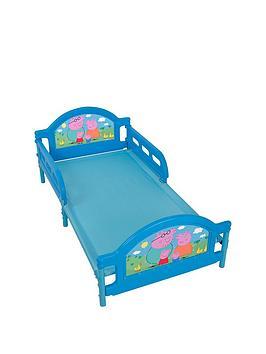 peppa-pig-george-toddler-bed