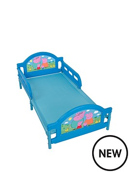 Peppa Pig George Toddler Bed