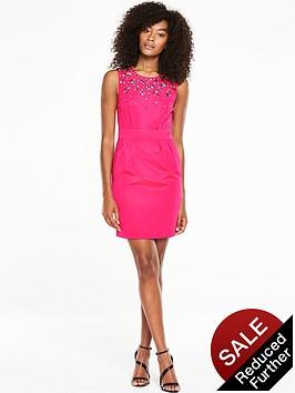 v-by-very-embellished-dress