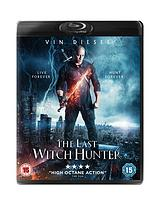 LAST WITCH HUNTER - BLU-RAY