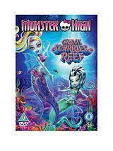 Great ScarrierReef DVD