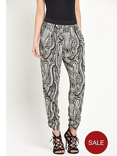 river-island-printed-woven-jogger
