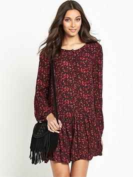 superdry-dakota-button-tunic-dress