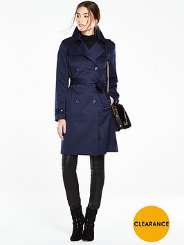 v-by-very-double-breasted-trench-coat