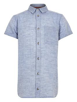 river-island-boys-short-sleeve-linen-shirt
