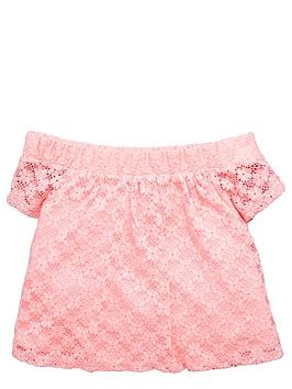 river-island-girls-pink-lace-bardotnbsptop