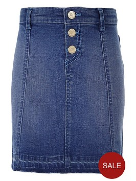 river-island-girls-denim-a-line-skirt