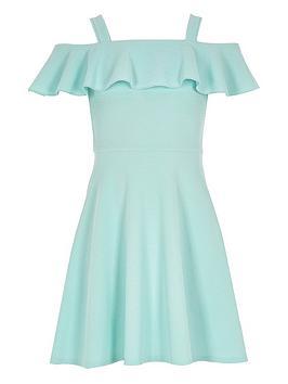 river-island-girls-ruffle-bardotnbspskater-dress