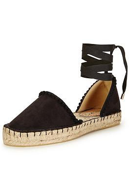 miss-kg-dizzy-two-part-espadrilles-black