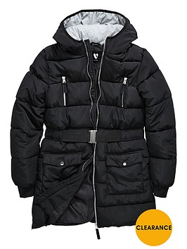 v-by-very-girls-belted-padded-coat