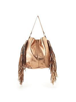 myleene-klass-myleen-metallic-suede-slouch-tassel-bag