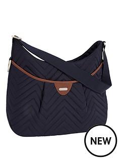 mamas-papas-ellis-shoulder-changing-bag-navy-quilt