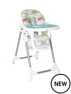 mamas-papas-snax-highchair-animal-silhouettes