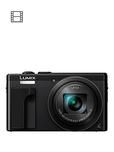panasonic-lumix-tz80nbspsuper-zoom-digital-camera-4k-ultra-hd-181-megapixel-30xnbspoptical-zoom-wi-fi-evf-3-inchnbsplcdnbsptouch-screen-nbsp--black